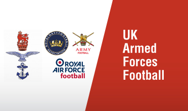 UK Armed Forces Football