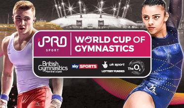 The iPRO World Cup of Gymnastics