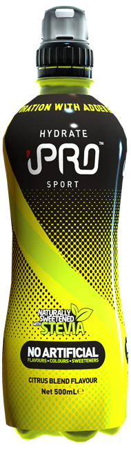 Straight On - UK pre2019 HYDRATE Black - Citrus Blend