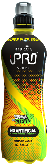 Straight On - UK pre2019 HYDRATE Black - Mango