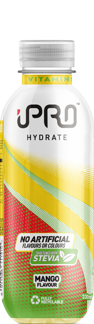 iPro Hydrate 300ml visual - Mango